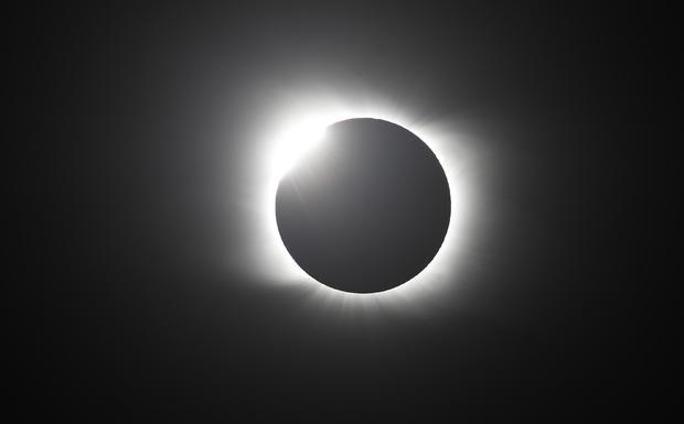 APTOPIX Argentina Eclipse