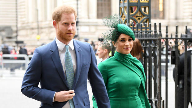 Harry and Meghan, Duke and Duchess of Sussex: Their relationship in pictures