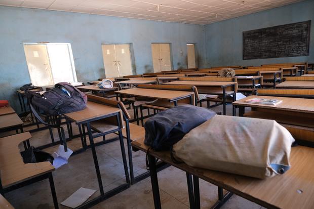 TOPSHOT-NIGERIA-ABDUCTION-UNREST