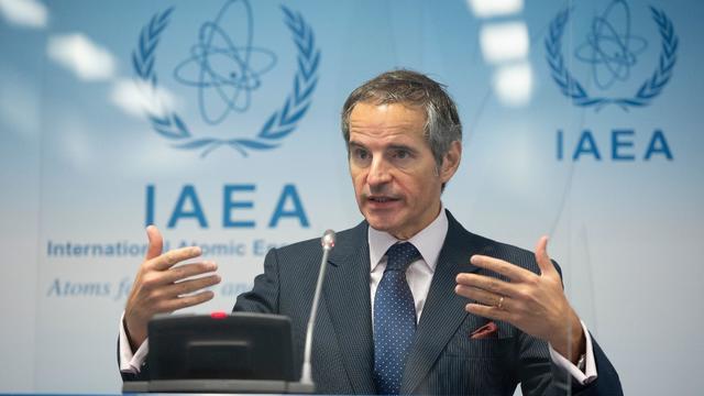 AUSTRIA-UN-NUCLEAR-IAEA
