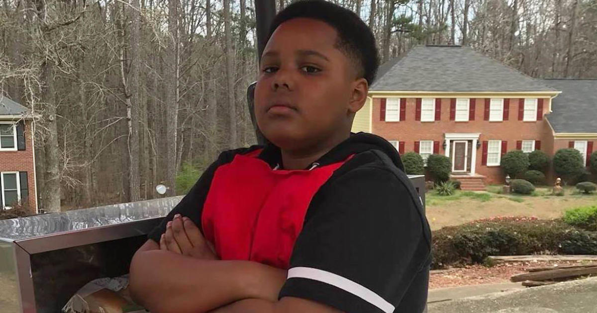 14-year-old becomes the youngest restaurant owner in Georgia