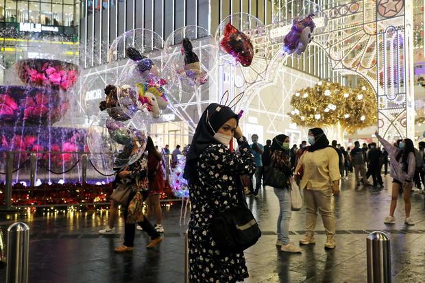 New Year's Eve amid the coronavirus disease (COVID-19) outbreak in Kuala Lumpur