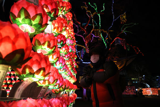 South Koreans Celebrate A Covid-influenced New Year