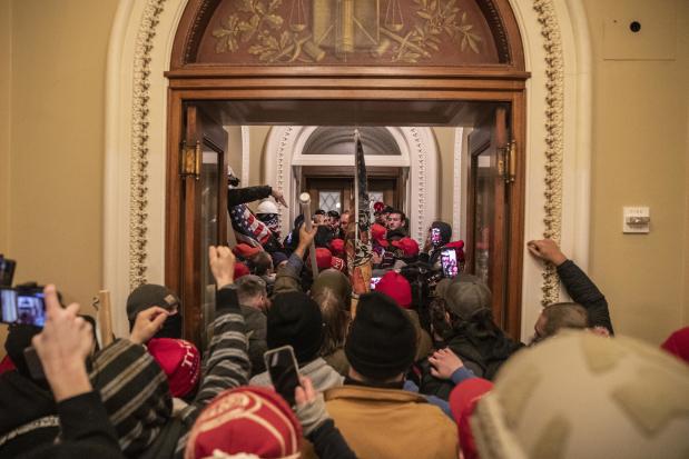 trump protest U.S. Capitol
