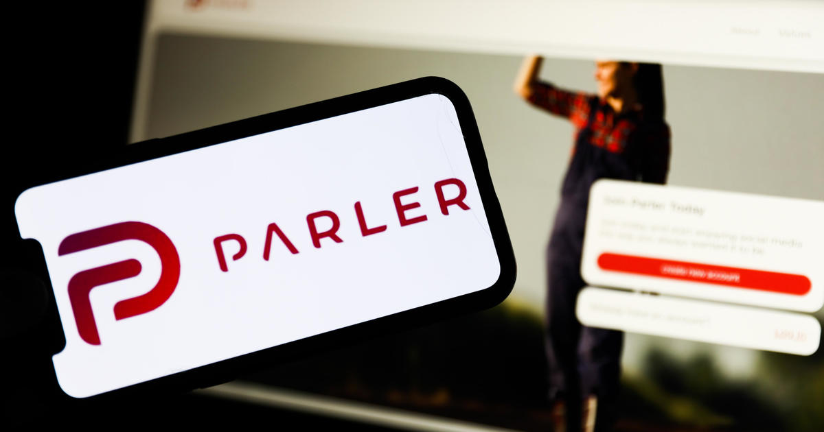 Image of article 'Trump's search for online outlet just got tougher: Parler has gone dark'