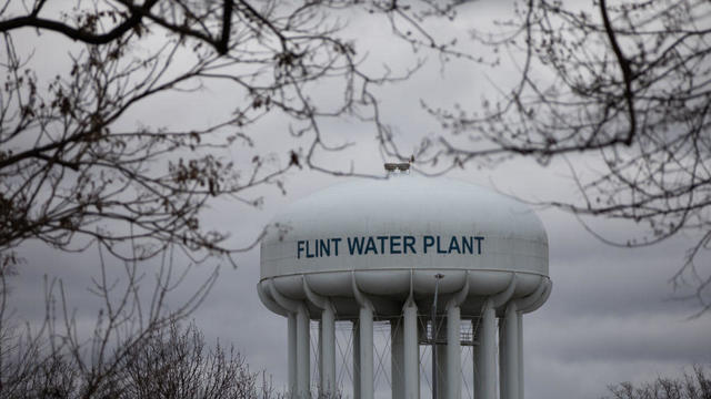 The Flint Water Plant