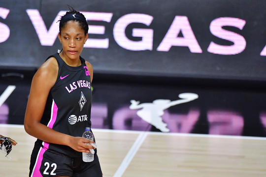 New York Liberty v Las Vegas Aces