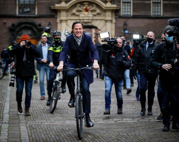 NETHERLANDS-POLITICS-GOVERNMENT