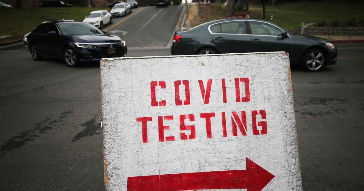 Newly identified COVID-19 strain in Los Angeles could be driving region's virus surge study suggests – CBS News