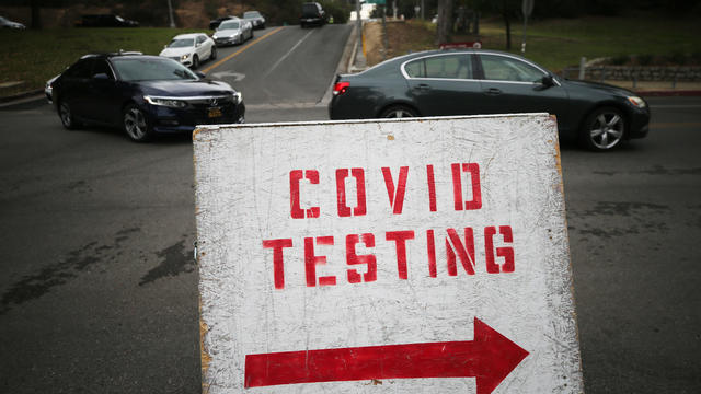 California Imposes New Lockdown Orders As COVID-19 Cases Surge Across The Nation