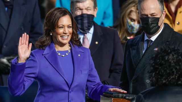DC: Inauguration Day