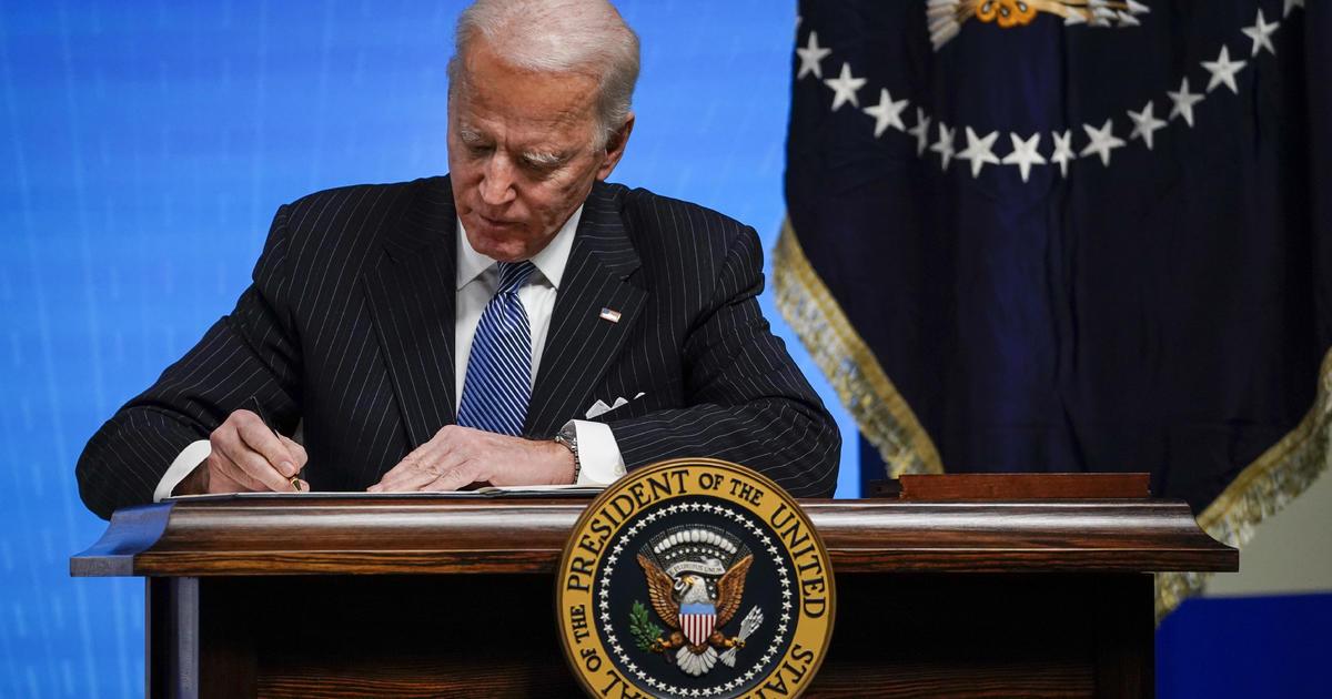 Biden memerintahkan DOJ untuk memecah kontrak lanjutan pidana non-publik thumbnail