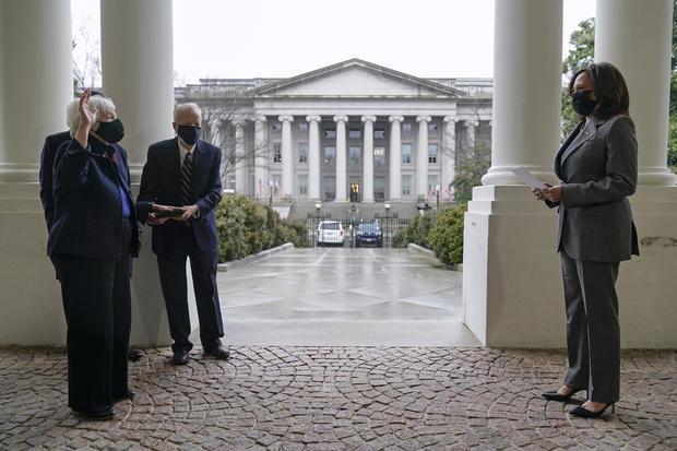 Biden Cabinet Treasury