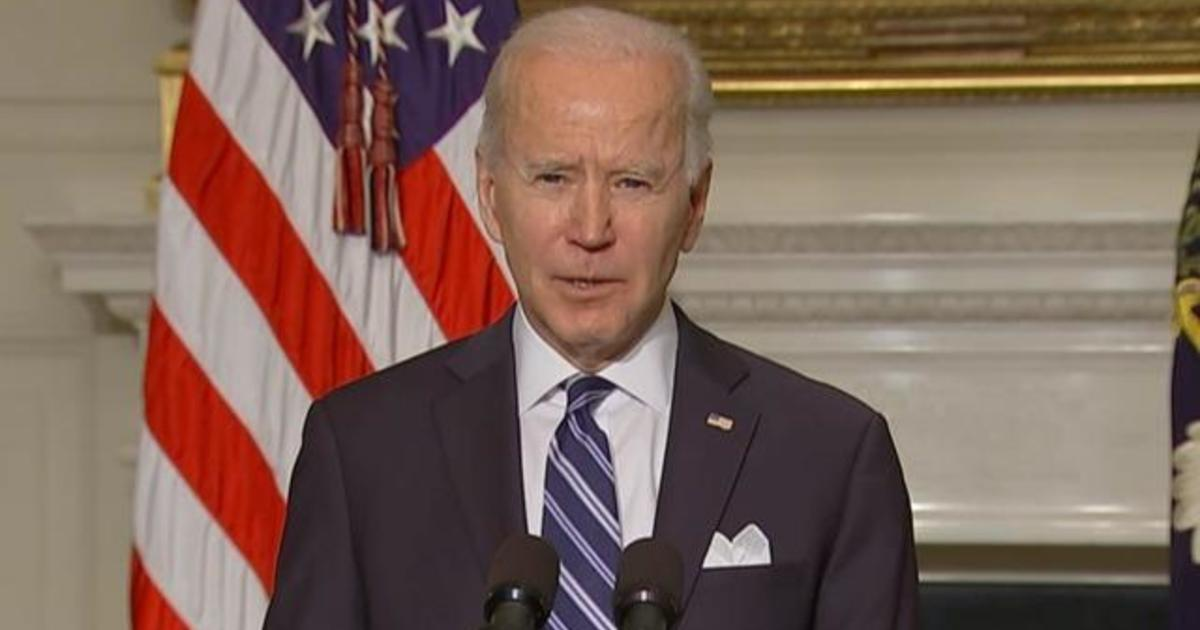 Biden administration focused on fighting against climate change