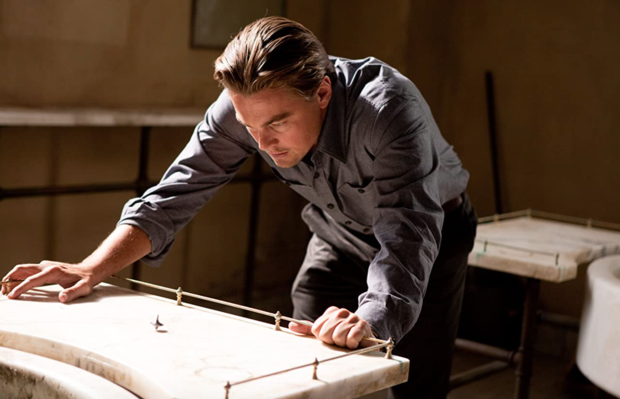 """Available Feb. 1 on Netflix: """"Inception"""""""