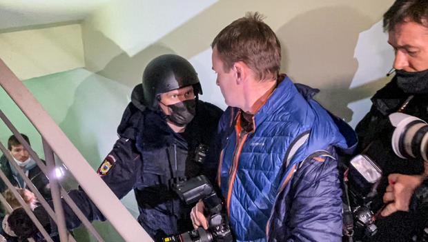 Russia Navalny