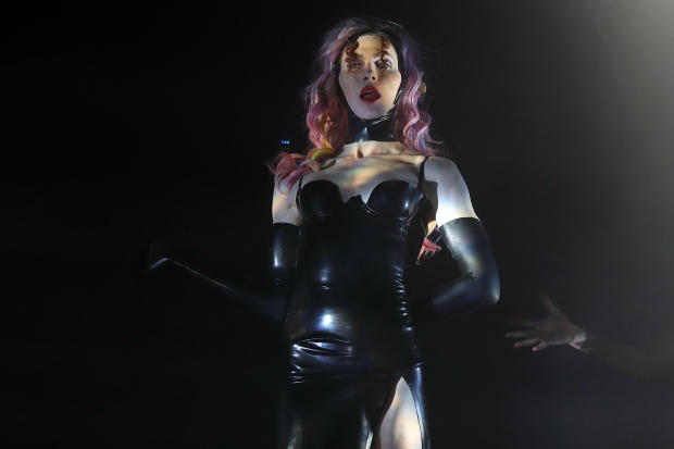 Sophie Performs At Heaven