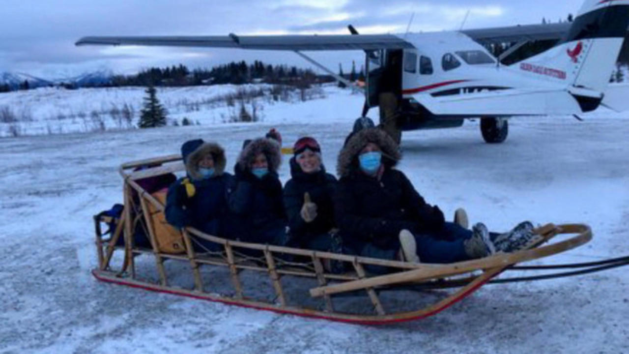 Sleds Snowmobiles And Planes How Covid 19 Vaccines Are Distributed In Rural Alaska Cbs News