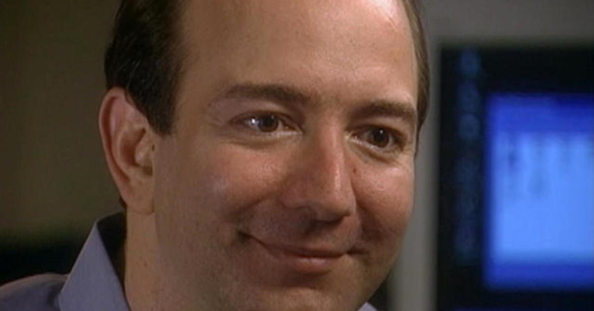 The Jeff Bezos of 1999: Nerd of the Amazon