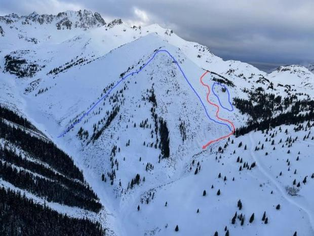 Three Skiers Found Dead After Being Buried by Avalanche in Colorado
