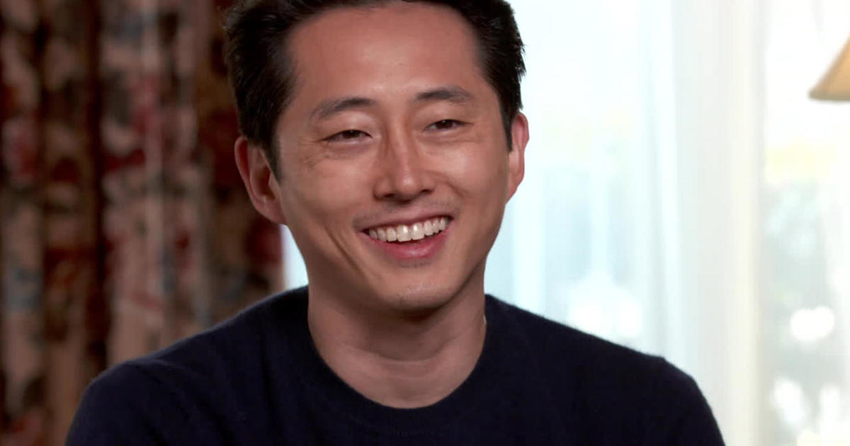 Steven Yeun makes Oscars history as first Asian American to be nominated for best actor