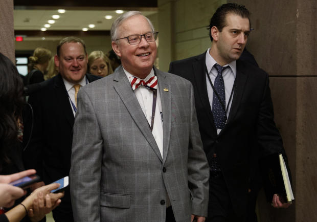 Texas Congressman-Hospitalized