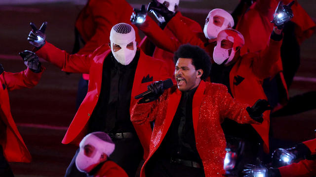 The Weeknd — Super Bowl LV Halftime Show