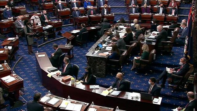 Impeachment trial of former U.S. President Trump begins in Washington