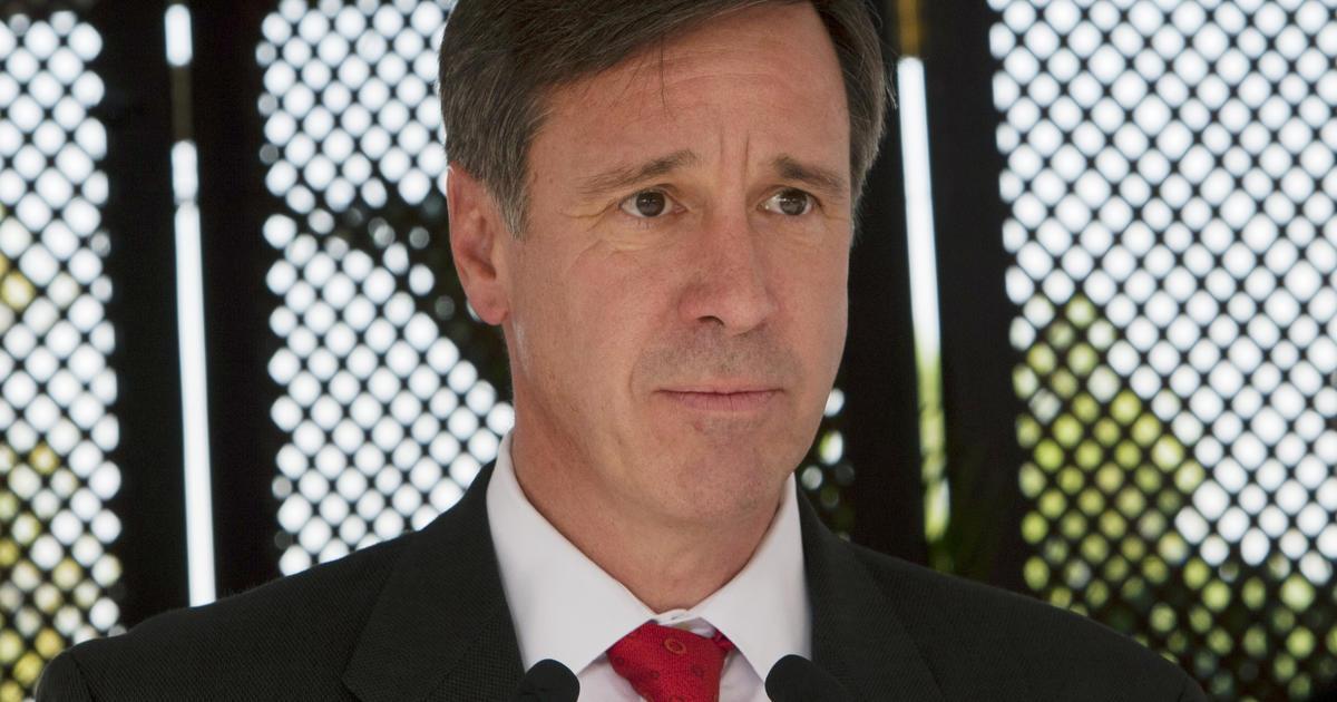 Marriott CEO Arne Sorenson dies at 62 – CBS News