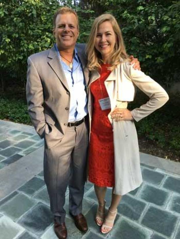 Marc Angelucci and Cassie Jaye