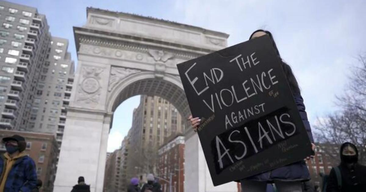 Hate crimes against Asian Americans are on the rise