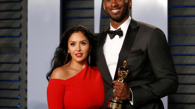 FILE PHOTO: 1st anniversary of Kobe Bryant's death