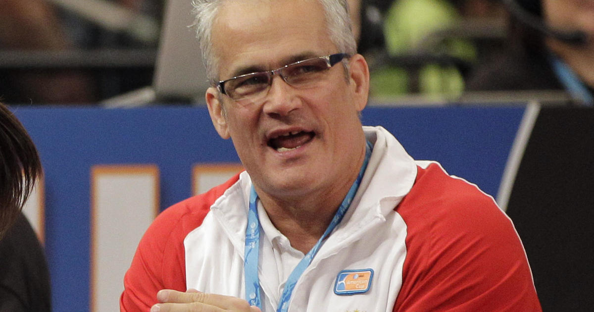 Former U.S. Olympic gymnastics coach dies by suicide after he was charged with human trafficking and sex crimes – CBS News