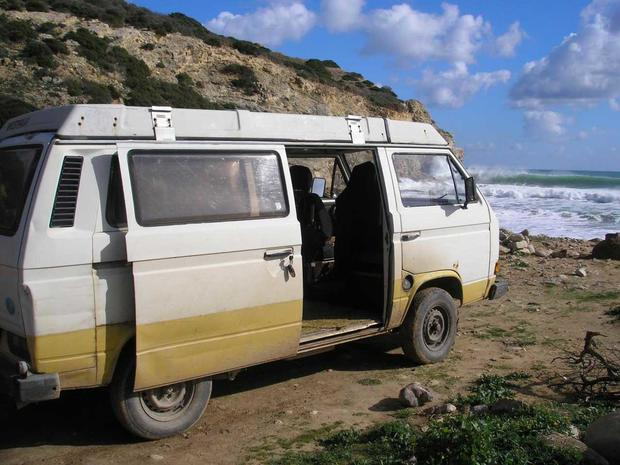 Christian Brueckner's van