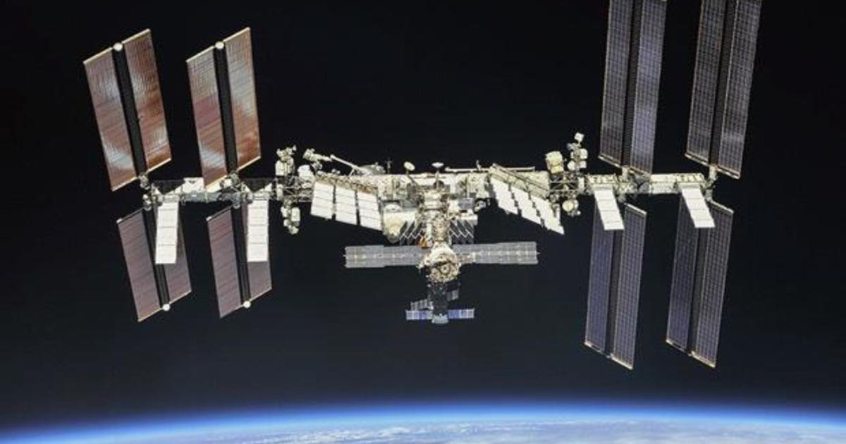 Spacewalkers begin space station power system upgrade