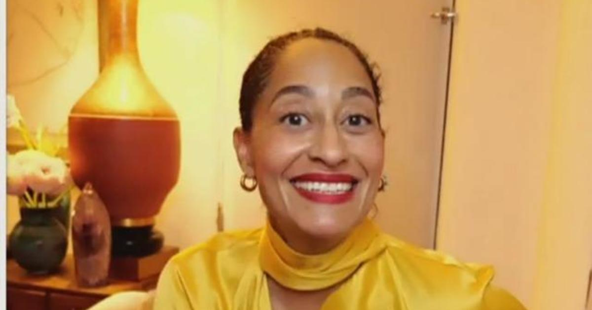 """Tracee Ellis Ross on natural hair, brand """"Pattern,"""" lack of diversity in Hollywood Foreign Press"""
