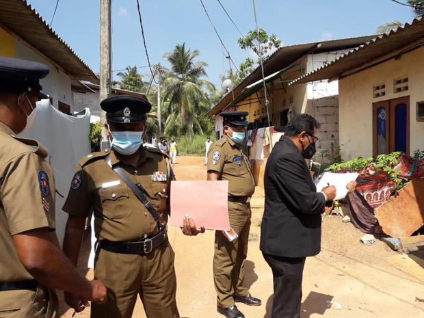 Sri Lanka Exorcism Death