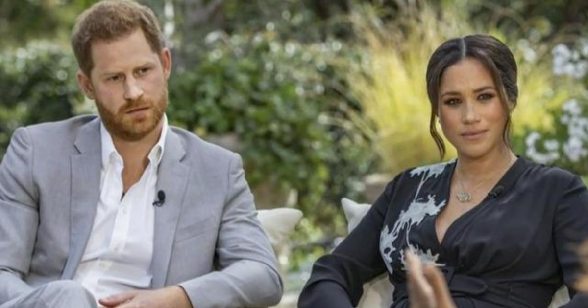 British media slams Harry and Meghan over interview timing