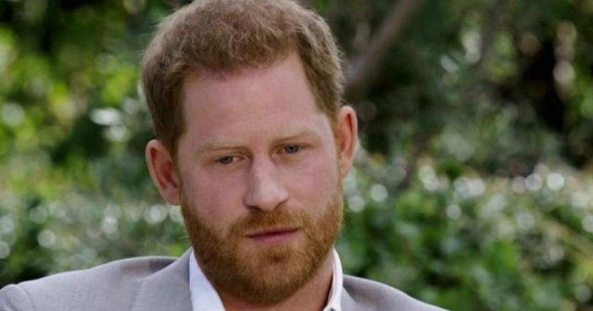 Pangeran Harry perihal hubungannya dengan rumah tangganya thumbnail