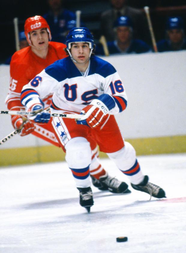 1980 Olypmics: USA v USSR