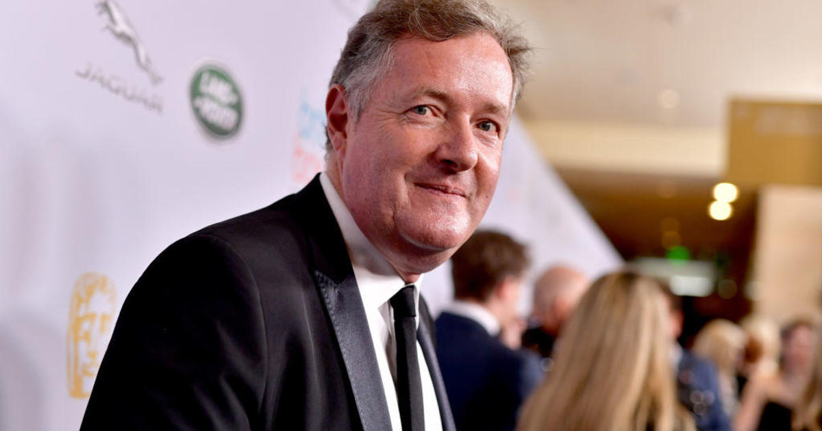 """Piers Morgan leaves """"Good Morning Britain"""" after Meghan and Prince Harry comments"""