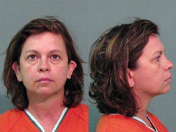 Lana Clayton arrest photo