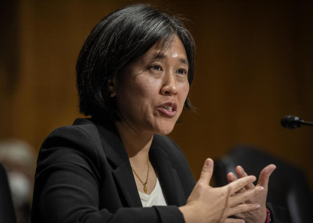 Katherine Tai Confirmation Hearing To Be U.S. Trade Representative Before Senate Finance Committee