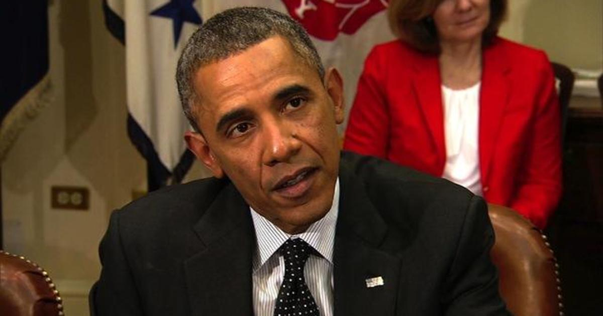 """Obama: Not """"appropriate"""" to comment on Senate's CIA spying accusations"""