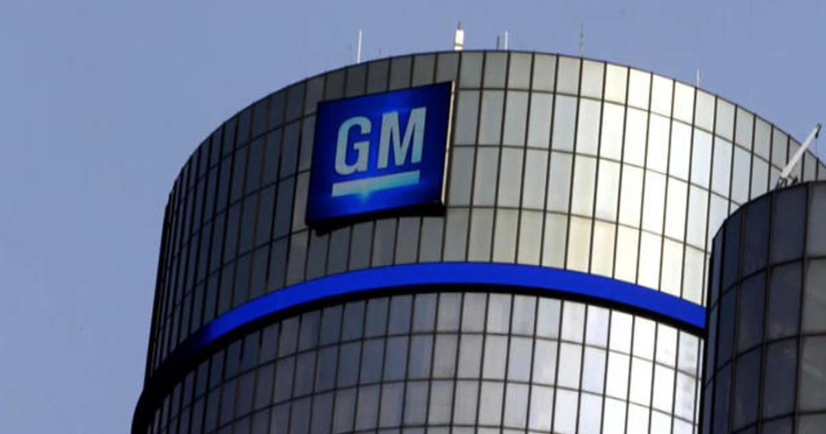 MoneyWatch: General Motors issues more recalls