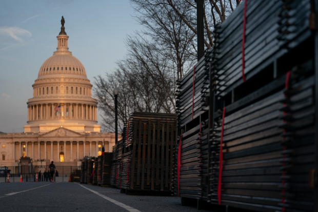 Biden Administration Weighs Next Economic Plan Of Up To $3 Trillion