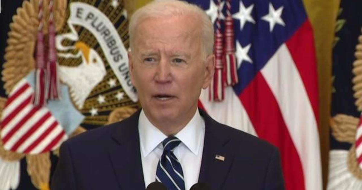 Biden sets new goals for fighting coronavirus pandemic