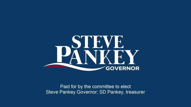 Steve Pankey For Governor