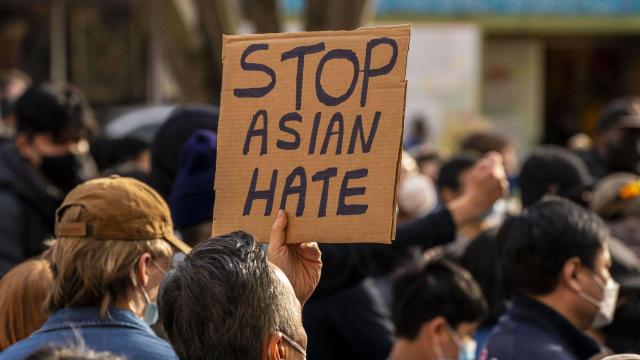 Asian Hate Crimes