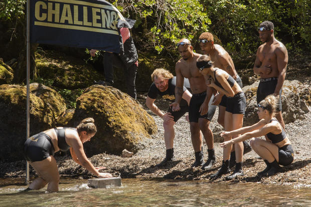 "Available April 1 on Paramount+: ""The Challenge: All Stars"" Series Premiere"